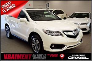 2016 Acura RDX ELITE NAVIGATION CAMERA BLUETOOTH
