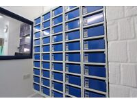 Mail Boxes for only £2.00 per week for up to 12 weeks! then just £4.00 per week.