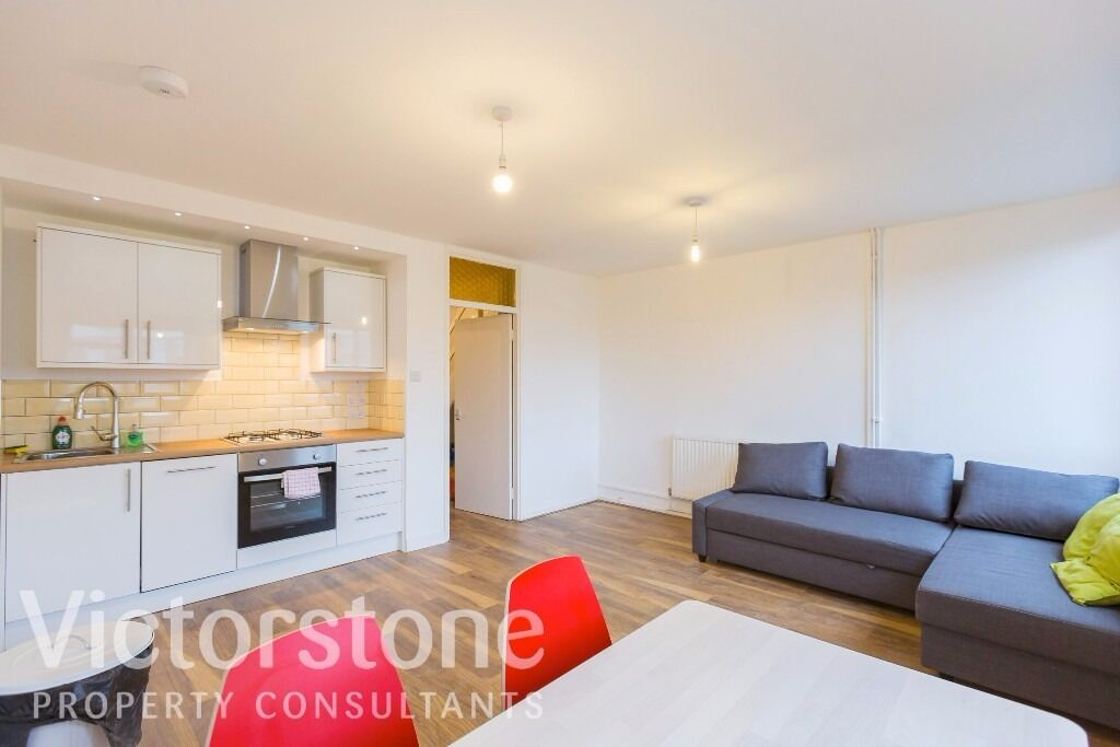 4 BEDROOM FLAT WITH A LOUNGE £600 PER WEEK STEPNEY GREEN WHITECHAPEL NEWLY REFURBISHED