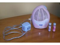 TOMY baby 2 in 1 nightlight and essential oil diffuser