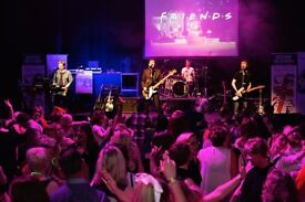 40th Birthday Party 1990s Themed Live Tribute Band Available To Hire
