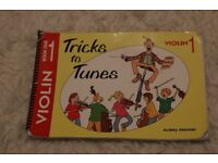 violin book 1 tricks to tunes