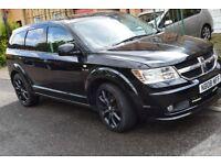 Dodge Journey 7 Seater Dab+2 keys Satnav 15 Alloys wheels22 and 17 winter tyres Bluetooth new batery