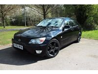 Lexus is200 2.0 petrol Automatic Black