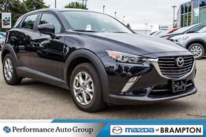 2016 Mazda CX-3 GS BACKUP CAM ROOF BLUETOOTH HTD SEATS ALLOYS