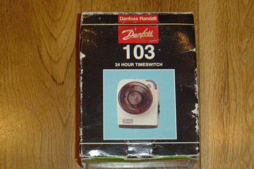 DANFOSS RANDALL 103 - 24 Hour Timeswitch - NEW