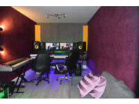 2 x New Music Recording Studios with vocal booth NW2 long term rent hire from £699 a month