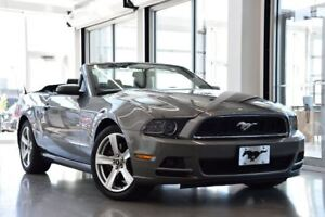 2013 Ford Mustang GT / CONVERTIBLE / MAGS 19'' / CUIR