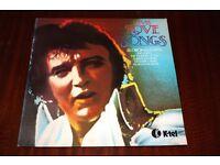 Elvis Presley Elvis Love Songs Vinyl LP Record