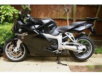 2009 BMW K1200S HYPER SPORTS TOURER 1 YEARS MOT FULL LOGBOOK 1 OWNER FROM NEW ZZR BLACKBIRD HAYABUSA