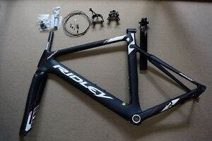 Ridley carbon bike framset RRP$2700 new Hawthorn Boroondara Area Preview