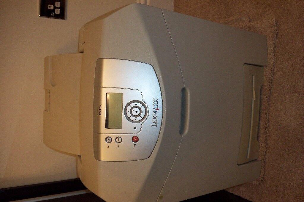 lexmark c532n laser printer