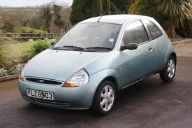 Ford Ka Collection low mileage long MoT good condition cheap