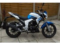 LEXMOTO VENOM 125cc Great Learner bike! FSH