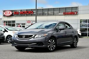 2015 Honda Civic Sedan EX CVT **Caméra de Recul** Bluetooth ** M