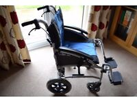 EXCEL G-LITE PRO WHEELCHAIR - NEW