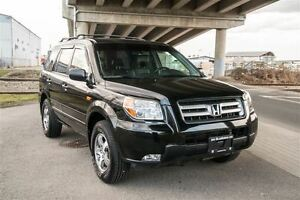 2007 Honda Pilot Loaded DVD, Leather  LANGLEY LOCATION