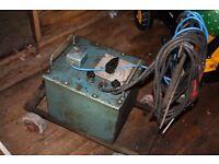 Electric Welding Set - oil filled Pickhill Bantam 180 amp