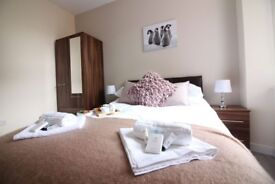 Beautiful serviced Apartments in Dumbarton for short term let corporate contractors instead of hotel