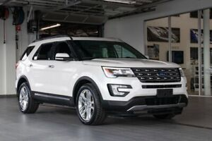 2016 Ford Explorer LIMITED 4WD MAGS, BTH, B.CHAUF, GRP ELEC