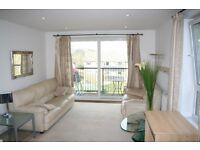 Spacious light & Modern, 2 double bed/2 bath flat, osp, 10 mins East Putney tube