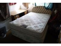 double bed,single bed, sofa, 2 chest o drawers, bedside cabinets