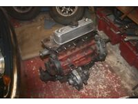 1275cc Mini Engine and gearbox