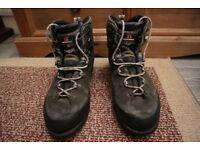 Mens Winter Mountaineering Boots B3 - Garmont - Size UK 11
