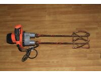 Mixer for Plaster ,paint etc. (Price reduced)