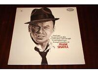 Frank Sinatra Self Titled Vinyl LP Record