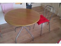 table with 4 chairs - very cheap