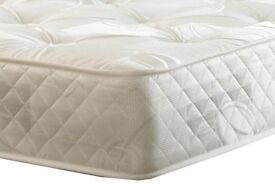 DOUBLE MATTRESS ONLY £85! BRAND NEW UNUSED IN PACKAGING.