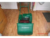 Qualcast Classic Electric 30 - quality lawnmower