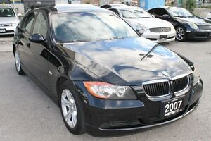 2007 BMW 3 Series 323i *CERTIFIED & E-TESTED | LOADED*