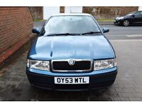 ** Skoda Octavia 1.9TDI Blueline Limited Edition **