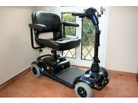Invacare Lynx 4 Mobility Scooter, good working order, new batteries
