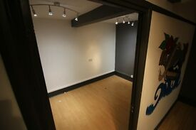 LARGE CREATIVE BASEMENT SPACE/STUDIO FOR RENT!!