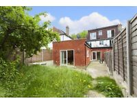 Beautiful modern TWO double bedroom GARDEN flat for rent in West Hampstead