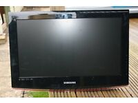 Samsung flat screen TV 24inch