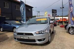 2011 Mitsubishi Lancer Sedan Five Dock Canada Bay Area Preview