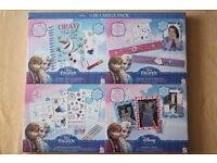 4 in 1 Frozen Mega Craft Set Brand New Great Gift