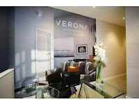 Exquisite 1-bed duplex flat in exclusive Verona development, 5 mins walk from Slough train station