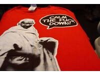 Enter Shikari Gandhi mate T shirt