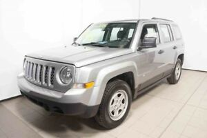 2015 JEEP PATRIOT 2WD AUTOMATIQUE**14852 KM**