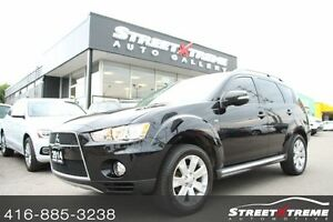 2013 Mitsubishi Outlander V6, LEATHER, REAR CAMERA