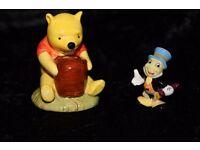 Royal Doulton Winnie The Pooh and The Honey Pot & Jiminy