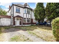 LARGE FOUR BED SEMI-DETACHED HOUSE ON POPES LANE WITH AMPLE STORAGE & OFF STREET PARKING £ 2550 PCM