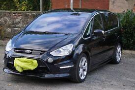 Ford S-Max Titanium X 2.2 (200hp)