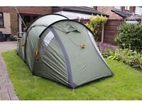 Vango Omega 350. Excellent condition. High quality power lite alloy poles. DE Approved!