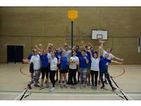 Join a vibrant sports club where you'll try something new while making friends and keeping fit!
